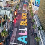 All Black Lives Matter Hollywood Protest