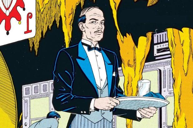 Batman Alfred Pennyworth