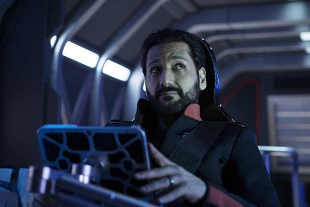 Cas Anvar The Expanse