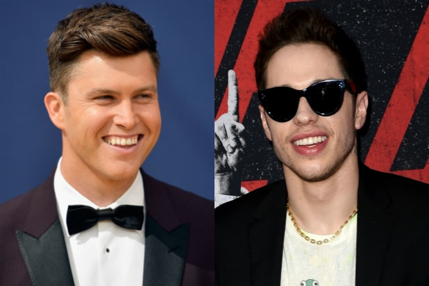 Pete Davidson And Colin Jost To Star In Wedding Comedy Worst Man For Universal