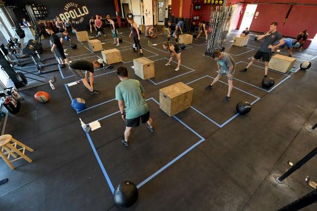 CrossFit Las Vegas Reopens CEO Greg Glassman Resigns