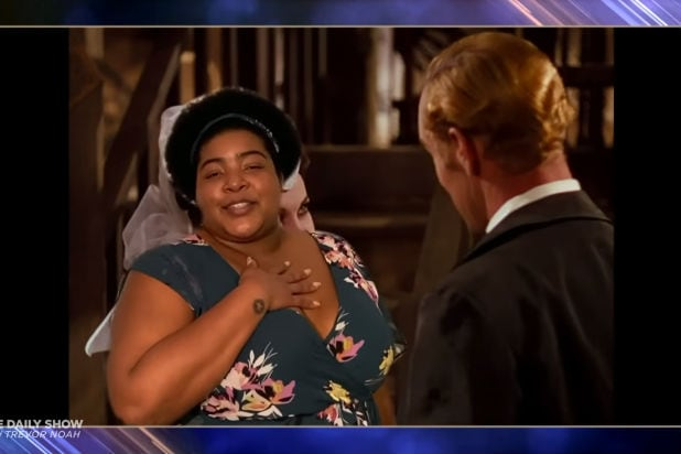 Daily Show Gone With The Wind Dulce Sloan