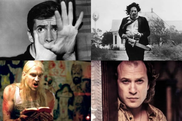 Ed Gein Psycho Texas Chainsaw Massacre House of 1000 Corpses Silence of the Lambs