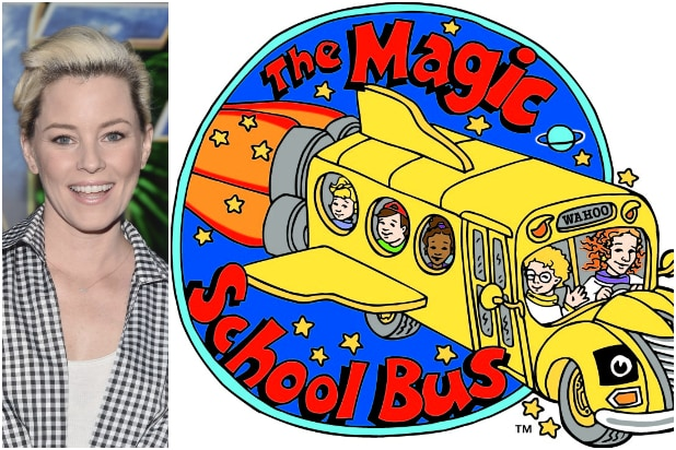 Magic School Bus Live-Action Movie in Development from Universal, Elizabeth Banks