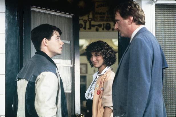 Ferris Bueller's Day Off Jennifer Grey Matthew Broderick