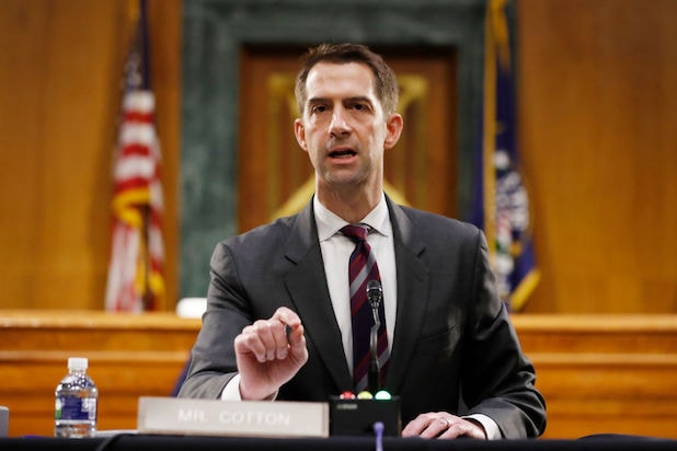 New York Times Says Sen. Tom Cotton's Op-Ed Didn't Meet Standards