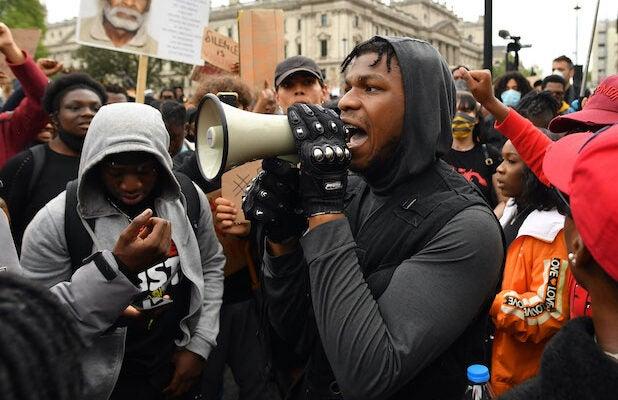 John Boyega Black Lives Matter
