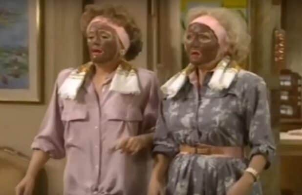The Golden Girls Episode With Blackface Gag Pulled From Hulu