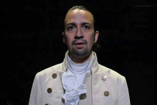 Hamilton Lin Manuel Miranda
