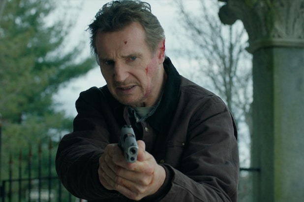 Honest Thief Liam Neeson