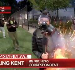Jo Ling Kent MSNBC Seattle Protests