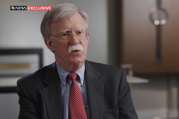 John Bolton ABC News