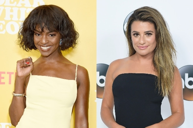 Lea Michele Accused Of Making Glee Set A Living Hell For Cast
