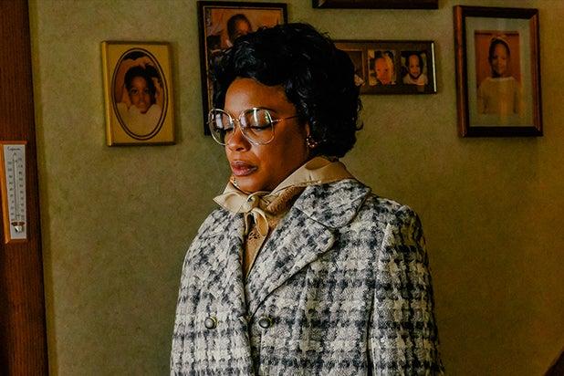 Aunjanue Ellis in The Clark Sisters