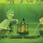 Rick and Morty Vat of Acid Episode