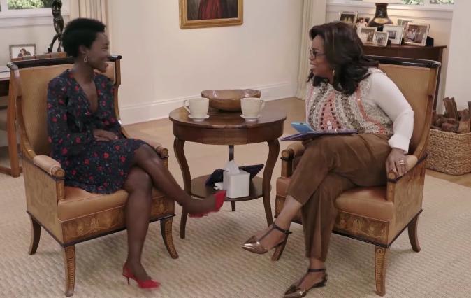 Oprah & Lupita Nyong'o on Colorism