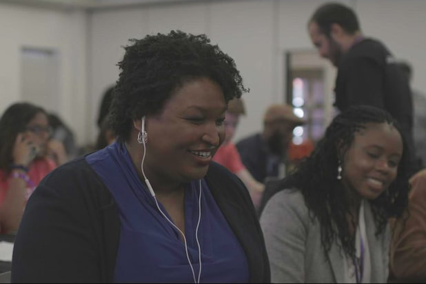 Stacey Abrams Voting Rights Documentary