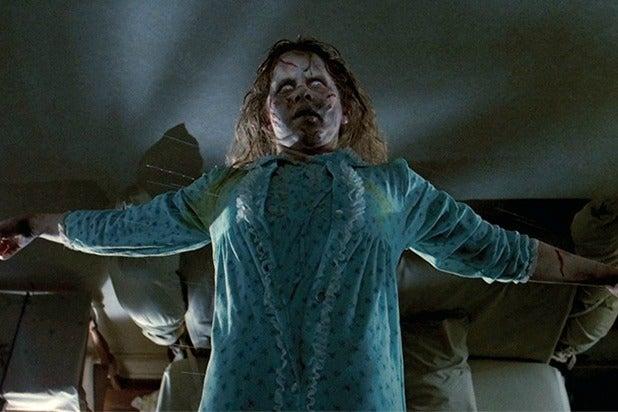 The Exorcist Linda Blair