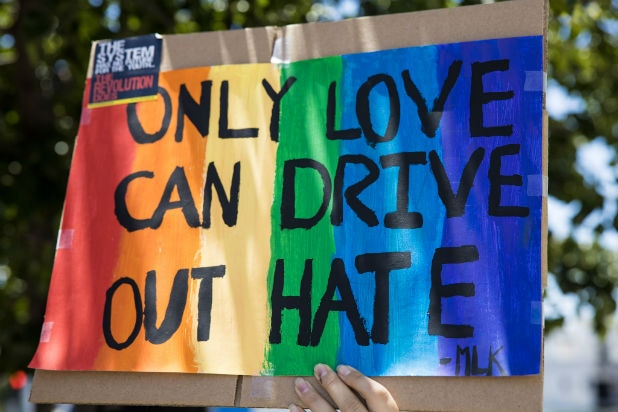 Tommy Oliver LA Pride March17