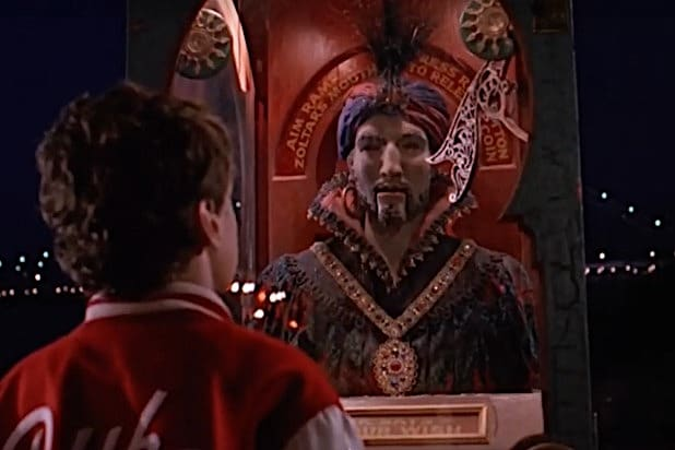 Zoltar Big Haunted Objects
