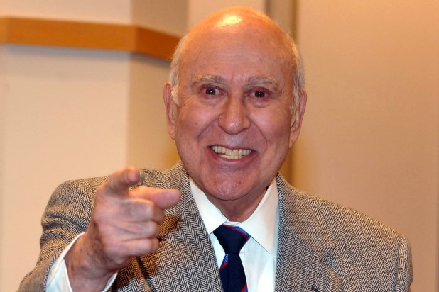 George pays tribute to Car lReiner who died today at 98 Carl-reiner-1