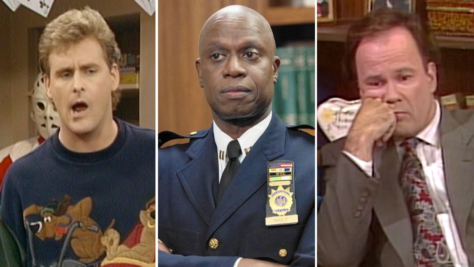 tv dad father figures
