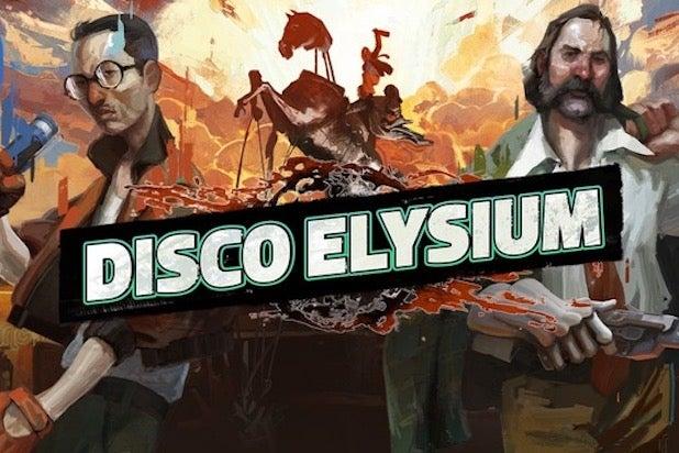 Disco Elysium Series