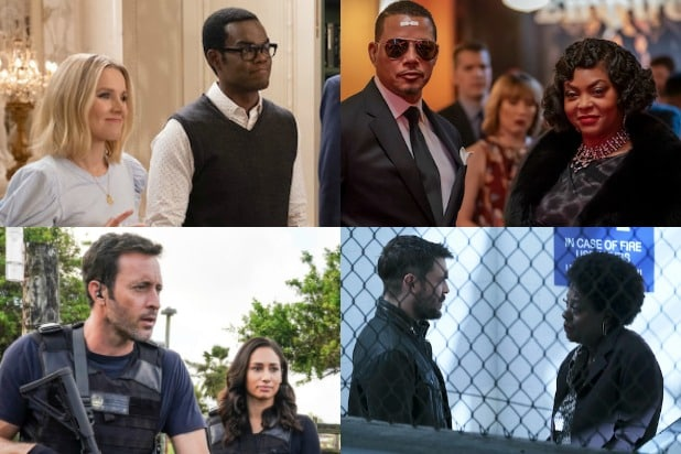 highest rated canceled ending shows 2019 2020