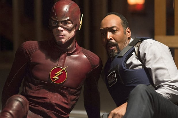 Joe West The Flash