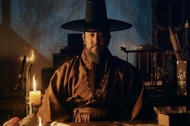 Lord Cho Hak-Ju Kingdom Netflix