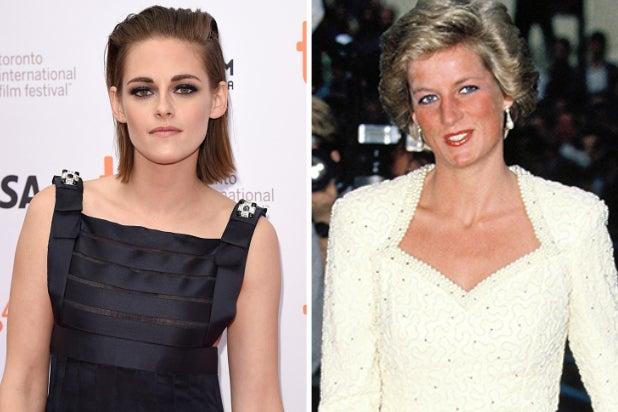 Kristen Stewart Princess Diana