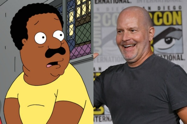 mike henry family guy cleveland brown