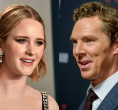 Rachel Brosnahan Benedict Cumberbatch