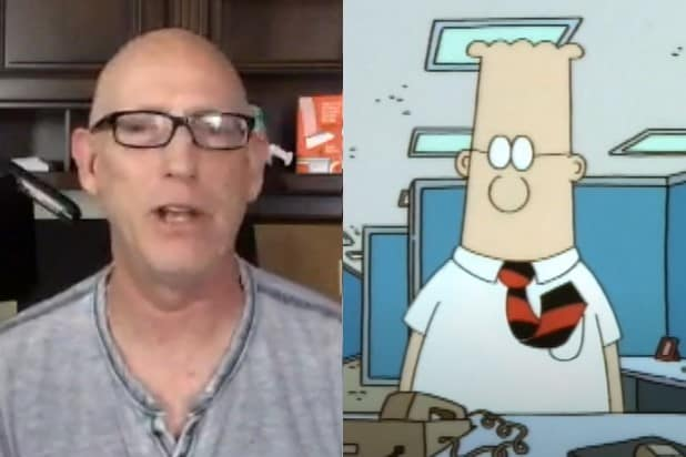 'Dilbert' Creator Scott Adams Says 'Republicans Will Be Hunted' If Biden Wins Election