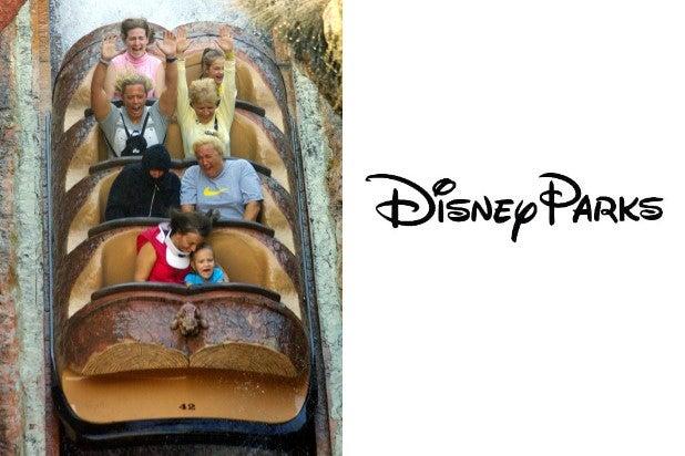 Splash Mountain Disney Parks