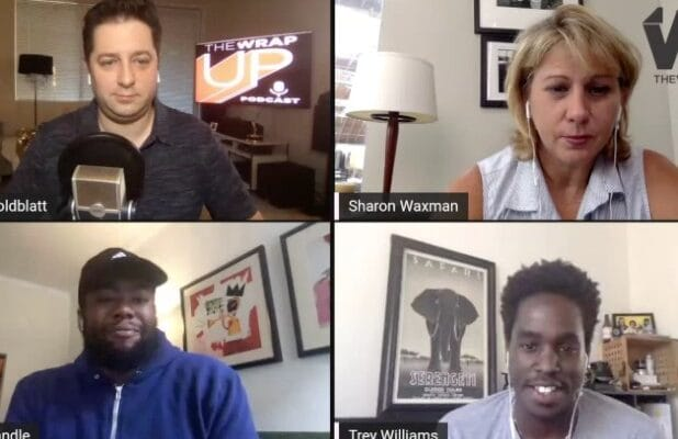 TheWrap-Up black journalists protests