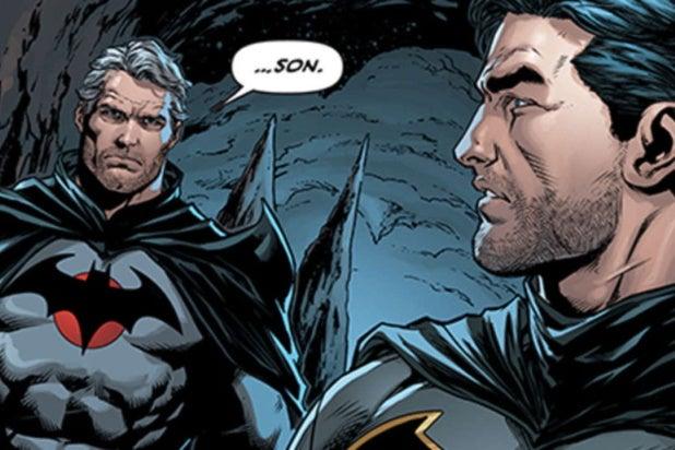 Thomas Wayne Superhero Dads