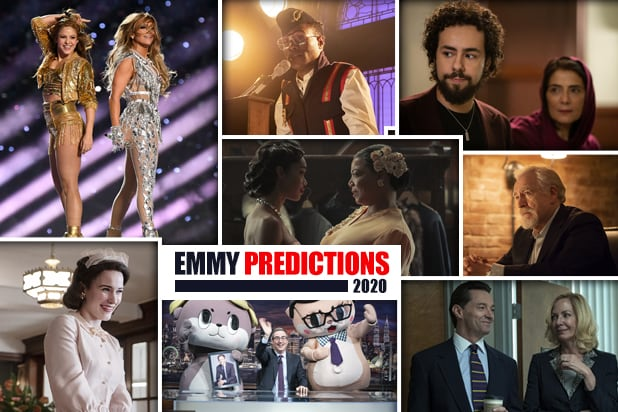 Emmy nomination predictions 2020