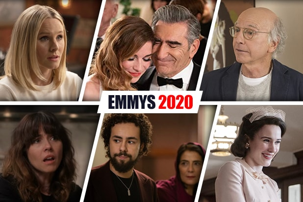 Emmy nomination predictions comedy