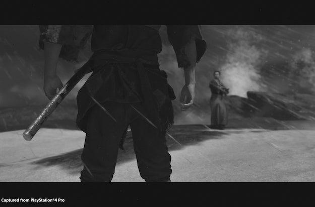Ghost of Tsushima Kurosawa Mode