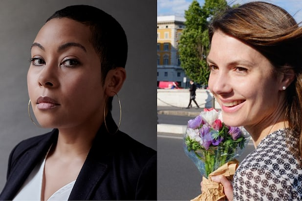 Racquel Gates and Rebecca Prime, Academy Film Scholars Grant recipients