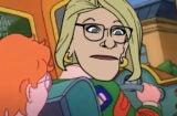 "Betsy DeVos as Ms. Frizzle on ""The Tragic School Bus"""