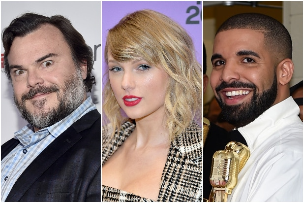 Celebrity Death Hoax Jack Black Taylor Swift Drake