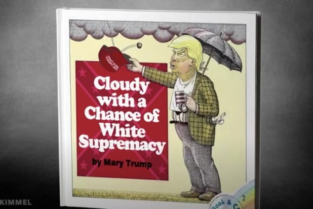 Cloudy With a Chance of White Supremacy