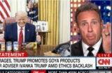 Cuomo Trump Goya CNN