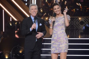 DWTS Dancing With the Stars TOM BERGERON ERIN ANDREWS