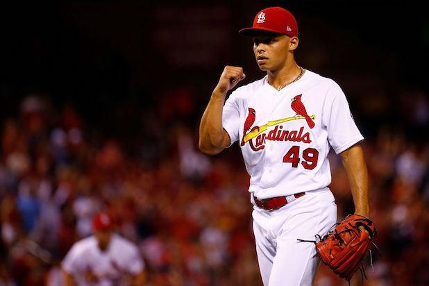 Jordan Hicks St. Louis Cardinals