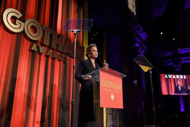 Gotham Awards Julia Stiles