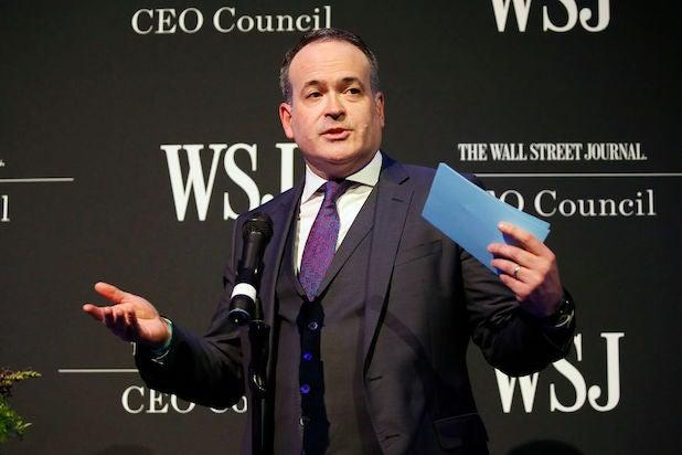 Wall Street Journal editor Matt Murray