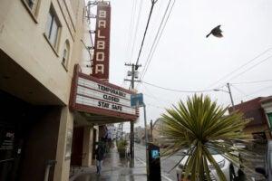 Balboa Theater in San Francisco